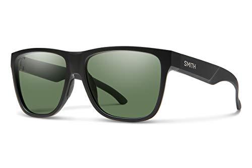 Polarized Gray Green - Smith Lowdown XL 2 Chromapop Polarized Sunglasses, Matte Black, Chromapop Polarized Gray Green
