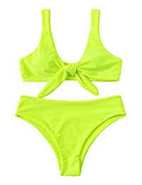 SweatyRocks - Conjunto de Bikini Sexy para Mujer