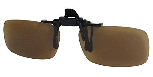 Rodoe JX2 Clip On Flip Up Compositie Durable for RX Reader Sunglasses (Driver, - Sunglasses 2014 Chic