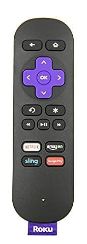 Roku Streaming Stick Remote HDMI Version for Roku Streaming Stick (HDMI Version) (3500r, 3500rw), Roku 3 (4200r), Roku 2 (2720r, (Roku Streaming Sticks)