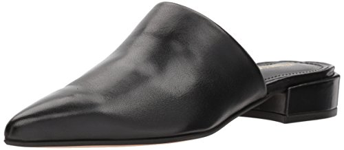 Kenneth Cole New York Womens Aisley A Punta Piatta Slip Mule Nero