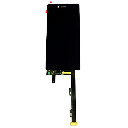 Click to buy XQ - LCD Display + Touch Screen Digitizer Sense Assembly Black For 5