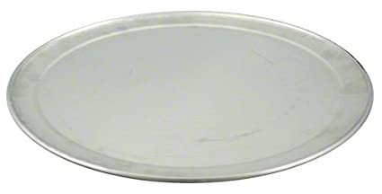 American Metalcraft TP7 TP Series 18-Guage Aluminum Standard Weight Wide Rim Pizza Pan, 7-Inch INC.