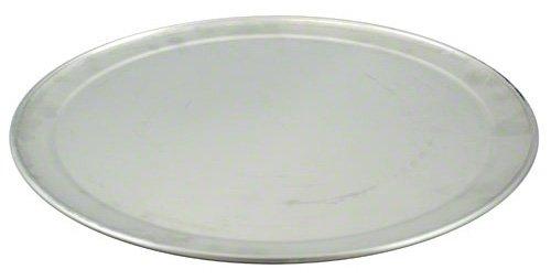 American Metalcraft TP13 Wide Rim Pizza Pan, Aluminum, 13-Inches ()