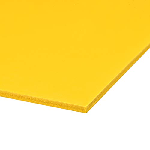 uxcell PVC Foam Board Sheet,3mm T x 8