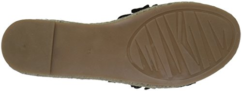 Black Chandler by Santana Sandal Carlos Women's Carlos Slide 0qwPO