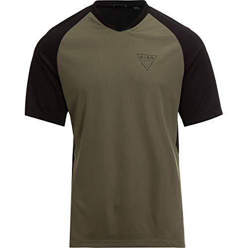 Giro Xar Short-Sleeve Jersey - Men's Mil Spec, L