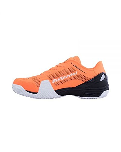 Bullpadel  Hack Knit 2018  Basket homme -Orange- 45 EU