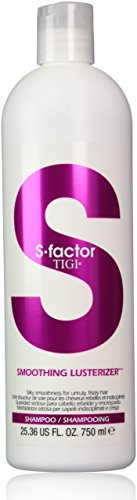 S-Factor Smoothing Lusterizer Shampoo, 25.36-Ounces by TIGI Cosmetics