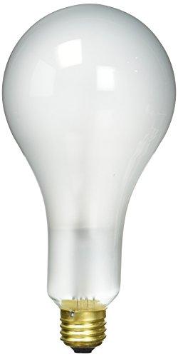 120v Ps30 Light Bulb (Westinghouse 0397500, 300 Watt, 120 Volt Frosted Incand PS30 Light Bulb, 750 Hour 5860 Lumen)