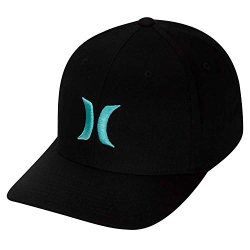 Hurley One and Only Hat - Black/Tropical Mist - L/XL