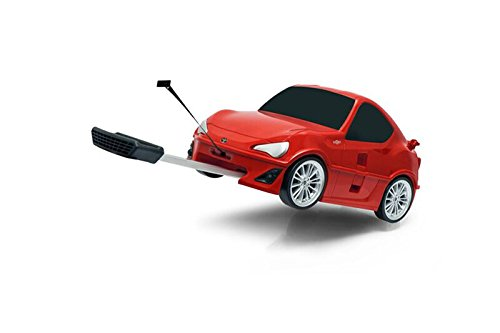 車型キャリーケース Ridaz ライダーズ トヨタ86 トヨタハチロク レッド B01DPNGIHM
