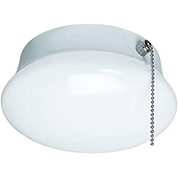 7 in bright white led ceiling round flushmount easy light with pull 7 in bright white led ceiling round flushmount easy light with pull chain aloadofball Images