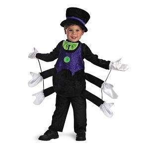 Itsy Bitsy Spider Toddler Costume (2T)]()