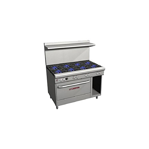 48 inch gas range southbend - 3