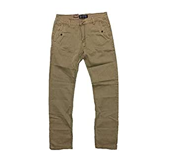 Beige Jeans for men by 777 Jeans size 38