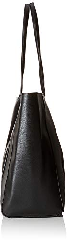 Women's Shopper T x cm Black H PIECES 12x32x45 Bag B Pcflora Shoulder qPxE5EOCw