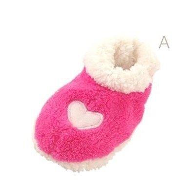 Baby Chaussons Chaussures bébé enfant erhausschuhe en rose taille 13cm