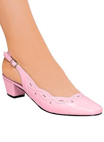 Womens Volwassen Engel Stappen Prachtig Roze