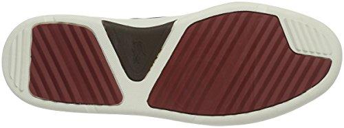 Lacoste Explorateur Mid 416 1, Sneaker Alte Uomo Braun (Dk Brw 176)