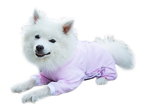 Cover Me by Tui Adjustable Fit Step-into with Short Sleeve for Pets, Medium, Pink