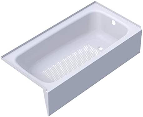Cayono 60 x 30 Soaking Bathtub Drain Location Left