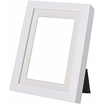 Ikea ribba white 8 x 10 picture frame for Ikea ribba plank