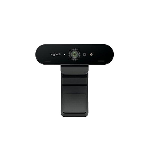 Logitech BRIO Ultra HD Webcam for Video Conferencing