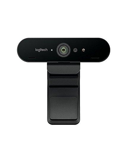 the best camera for podcasts logitech brio 4k webcam