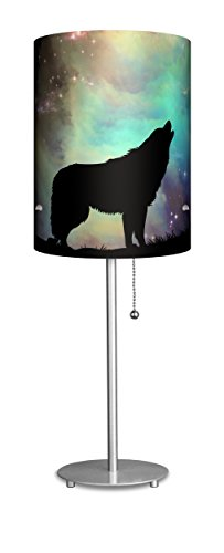 Lampables Animal Kingdom Collection (Wolf) - Table Desk lamp ()