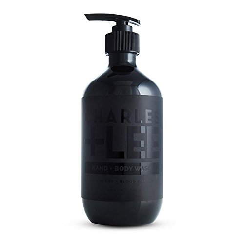 (Charles and Lee for MEN Hand and Body Wash, 500mL)