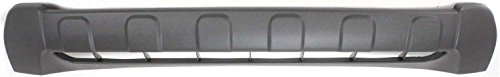 OE Replacement Honda Pilot Front Bumper Cover Lower (Partslink Number HO1015101)