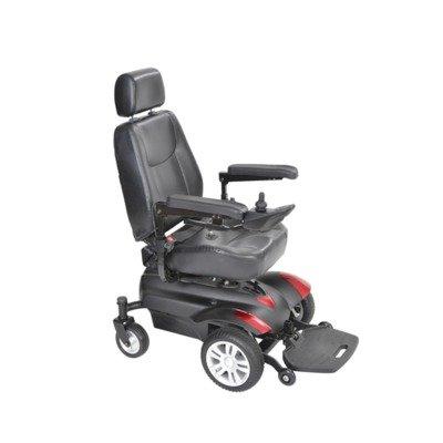 Titan Front Wheel Power Wheelchair, 20 W x 18 D