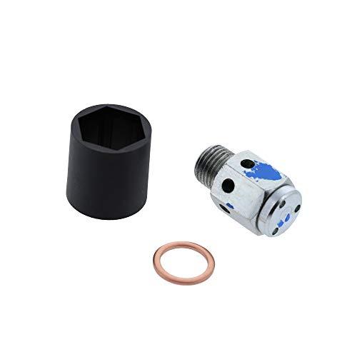 OEM N365761 replacement grease gun pressure valve kit DCGG570 -