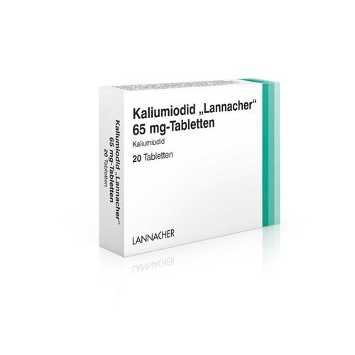 KALIUMIODID Lannacher 65 mg Tabletten
