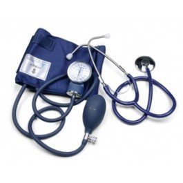 Lumiscope 100-021 Professional Self-Taking Blood Pressure Kit - with attached stethoscope