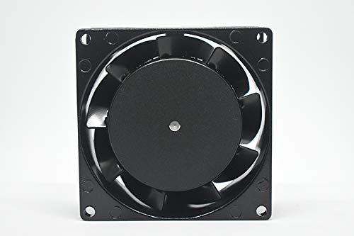 Luft Ventilador para cassette,insertable,ventilador axial 80x80x38 mm,aspas metálicas,super silencioso.: Amazon.es: Bricolaje y herramientas