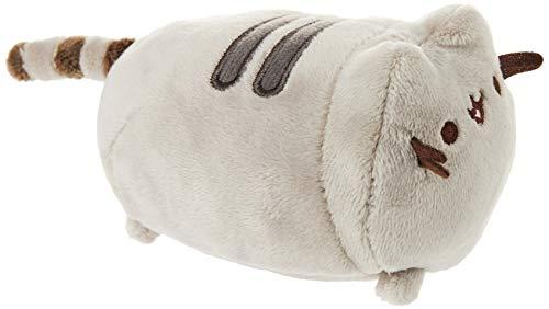 """GUND Pusheen Phone & Computer Screen Cleaner Plush Stuffed Animal Cat, Gray, 4"""""""