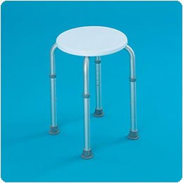 patterson medical tall shower stool model