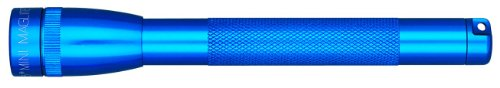 - Maglite Mini Incandescent 2-Cell AAA Flashlight, Blue