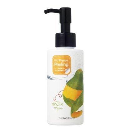 La papaye Face Shop Smart Peeling doux gommage 150ml