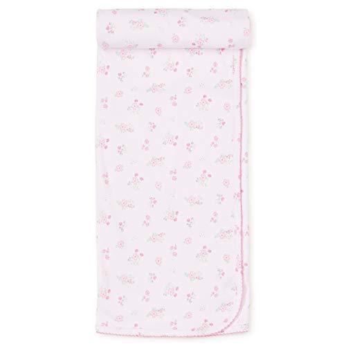 Kissy Kissy Baby Girls Summer Cheer - Print Blanket - Pink-One Size