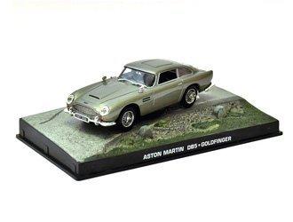- Aston Martin DB5 (1965) Diecast Model Car from James Bond Goldfinger