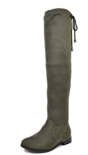 DREAM-PAIRS-Womens-Suede-Over-The-Knee-Thigh-High-Winter-Boots