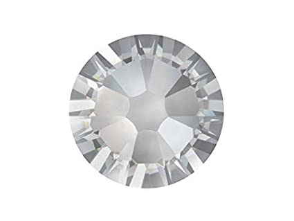 28f6f08596e0 Image Unavailable. Image not available for. Color  Swarovski Elements 2038  Hotfix Flatbacks SS10 Crystal Clear ...