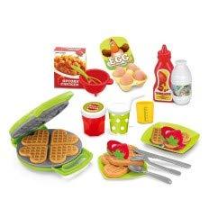 MGI Set Alimentos Divertidos con CREPERA Infantil A Pilas