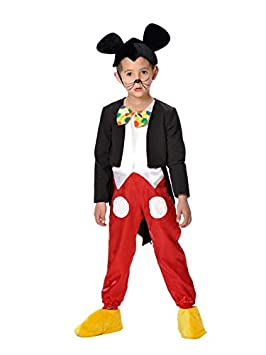 DISBACANAL Disfraz ratoncito Infantil - -, 8 años: Amazon.es ...