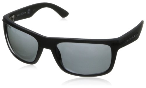 Kaenon Men's Burnet Polarized Rectangular Sunglasses, Black Label, 38 - Burnet Sunglasses Kaenon Polarized