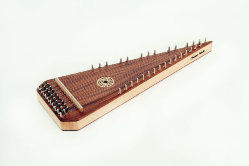 Master Works Bowed Psaltery with Case by Psaltery