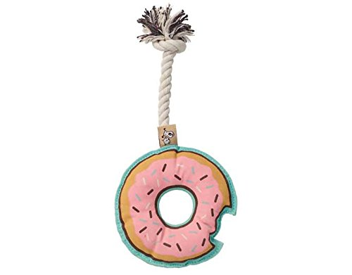 Ore' Pet F634 Pet Rope Toy, Donut ()